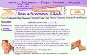 ecole de Réflexologie IDEAR