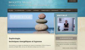 Site de Brigitte Vallée
