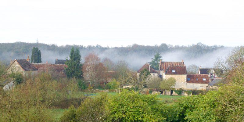 Angles-sur-l'Anglin - Le village